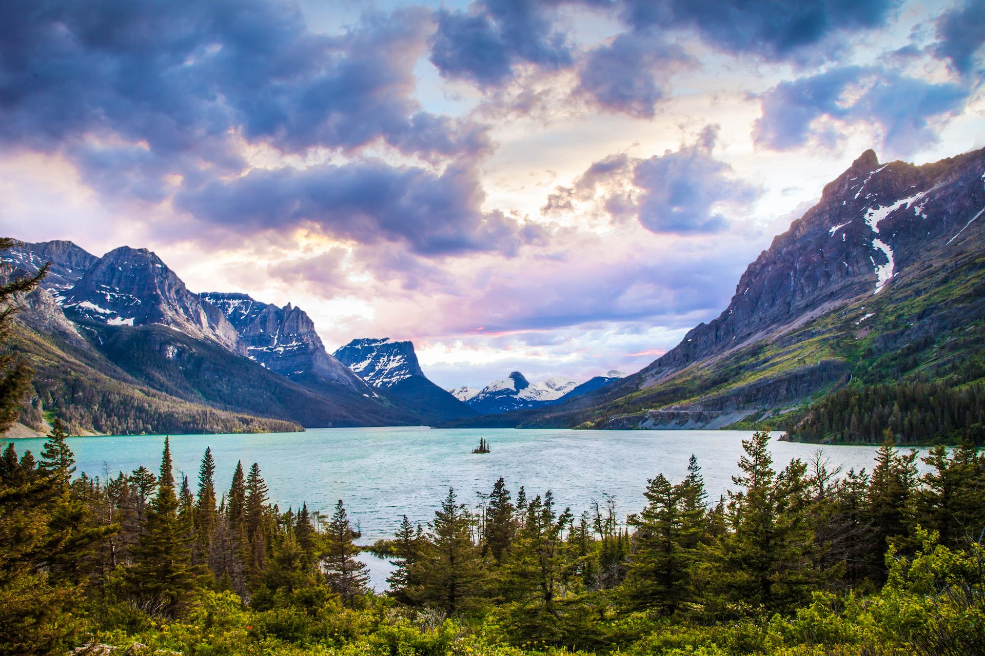 Glacier National Park Out West Again